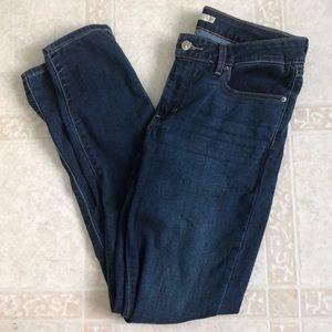 Levi's Skinny 7/11 Jeans